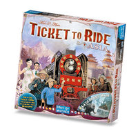 Ticket To Ride - Map Collection: Asia