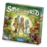 Small World: Power Pack 2 - Grand Dames/Cursed/Royal Bonus