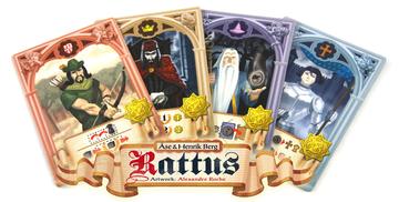 Mini-Uitbreiding Rattus: Rattus Bonus 1