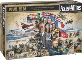 Axis & Allies: WWI 1914