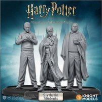 Harry Potter Miniatures Adventure Game: Slytherin Students (Miniatures Pack)