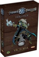 Sword & Sorcery: Hero Pack - Victoria the Captain/Pirate