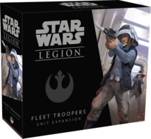 Star Wars Legion: Fleet Troopers Unit Expansion