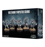Warhammer 40,000 - Militarum Tempestus Scions