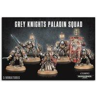 Warhammer 40,000 - Grey Knights Paladins