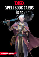 Dungeons & Dragons: Spellbook Cards - Bard