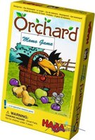 Orchard/Boomgaard: Memo Game