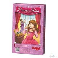 Prinses Mina en haar diamanten