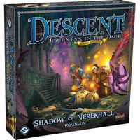 Descent: Journeys in the Dark (2nd Edition) - Shadow of Nerekhall