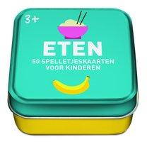 Early Learning Spelletjesblik: Eten