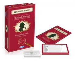 221B Baker Street: The Master Detective Game - Expansion Pack