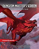 Dungeons & Dragons: Reincarnated - Dungeon Master's Screen