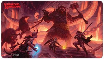 Dungeons & Dragons: Fire Giant - Playmat