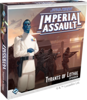 Star Wars Imperial Assault: Tyrants of Lothal