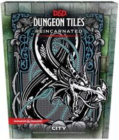 Dungeons & Dragons: Dungeon Tiles Reincarnated - City