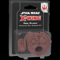 Star Wars X-Wing 2.0 - Rebel Alliance Maneuver Dial Upgrade Kit