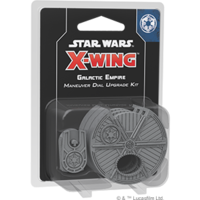 Star Wars X-Wing 2.0 - Galactic Empire Maneuver Dial Upgrade Kit