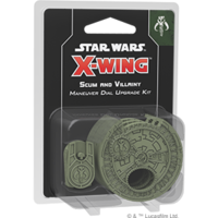 Star Wars X-Wing 2.0 - Scum and Villainy Maneuver Dial Upgrade Kit