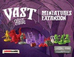 Vast: The Crystal Caverns - Miniatures Expansion