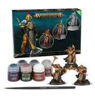 Warhammer: Age of Sigmar - Stormcast Eternals + Paint Set