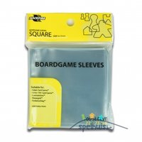 Blackfire Sleeves: Square (72x73mm) - 100 stuks