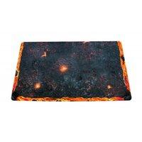 Blackfire Ultrafine Playmat (Arena Edition Volcano)
