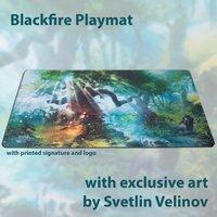 Blackfire Ultrafine Playmat - Svetlin Velinov Edition (Forest)
