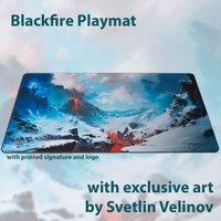 Blackfire Ultrafine Playmat - Svetlin Velinov Edition (Mountain)