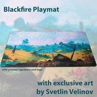 Blackfire Ultrafine Playmat - Svetlin Velinov Edition (Plains)