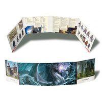 Dungeons & Dragons: Tyranny of Dragons: Hoard of the Dragon Queen - Dungeon Master's Screen