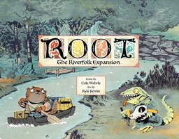 PRE-ORDER: Root: Riverfolk Expansion