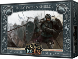 A Song of Ice & Fire: Tabletop Miniatures Game - Tully Sworn Shields