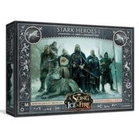 A Song of Ice & Fire: Tabletop Miniatures Game - Stark Heroes #1