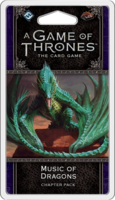 A Game of Thrones: The Card Game (Second Edition) - Music of Dragons