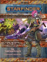 Starfinder Adventure Path #5: The Thirteenth Gate