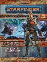 Starfinder Adventure Path #1: Incident at Absalom Station