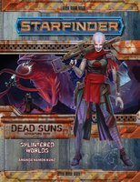 Starfinder Adventure Path #3: Splintered Worlds