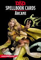Dungeons & Dragons: Spellbook Cards - Arcane