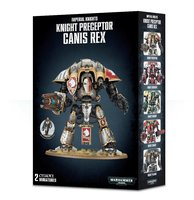 Warhammer 40,000 - Knight Preceptor Canis Rex