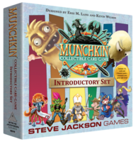 Munchkin Collectible Card Game: Introductory Set