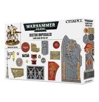 Warhammer 40,000 - Sector Imperialis (Large Base Detail Kit)