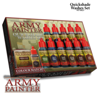 Warpaints Quickshade Washes Set (The Army Painter)