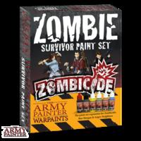 Warpaints Zombicide Survivor Set (The Army Painter)