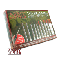 Mega Brush Set (The Army Painter)