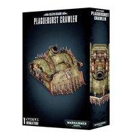 Warhammer 40,000 - Death Guard Plagueburst Crawler