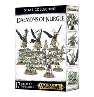 Warhammer: Age of Sigmar - Start Collecting! Daemons of Nurgle