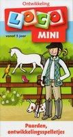 Mini Loco - Paarden, Ontwikkelingsspelletjes (vanaf 5 jaar)