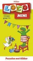 Mini Loco - Puzzelen met Kikker (4-6 jaar)