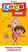 Mini Loco - Rekenen met Dora: Getallen tot 20 (6-7 jaar)