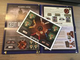 Promo Great Western Trail: At the Poker Table